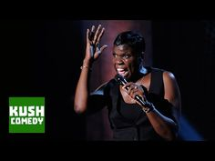 Relationships And Good Dick - Leslie Jones: Problem Child - YouTube
