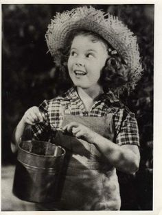 Loved Shirley Temple movies