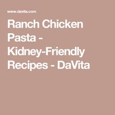 Matilde's Tuna Salad - Kidney-Friendly Recipes - DaVita Creamy Cucumber Salad, Creamy Cucumbers, Pork Chop Recipes, Diet Recipes, Balsamic Pork Chops, Kidney Friendly Foods, Kidney Recipes, Chicken Noodle Soup, Chicken Pasta