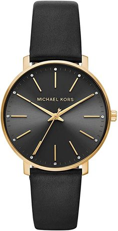 Looking for Michael Kors Pyper Leather Strap Watch, ? Check out our picks for the Michael Kors Pyper Leather Strap Watch, from the popular stores - all in one. Trendy Watches, Casual Watches, Watches For Men, Popular Watches, Michael Kors Sneakers, Daniel Wellington, Michael Kors Jet Set, Black Michael Kors Watch, St Michael