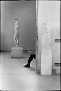 Photography by Elliott Erwitt, Greece 1963.
