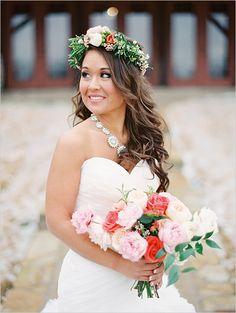 boho bride @weddingchicks