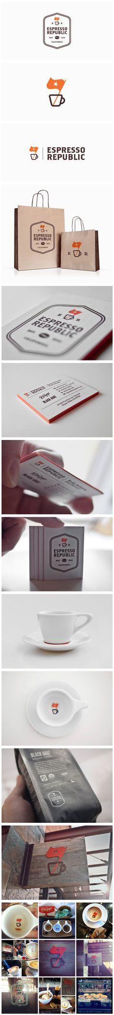 Espresso Republic / Salih Kucukaga