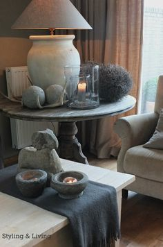 Kleur- en stylingadvies woonkamer, eetkamer, keuken en bijkeuken | Styling & Living