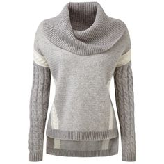 Luxury Cashmere Cowl Neck Sweater (€445) ❤ liked on Polyvore featuring tops, sweaters, textured sweater, navy blue cashmere sweater, cashmere sweater, cowlneck sweater and navy blue tops