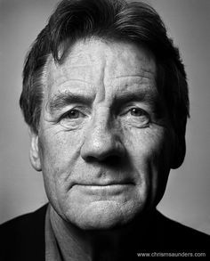 Michael Palin - comic genius (Monty Python), writer, adventurer and extreme world traveler.  His travel documentaries are must sees.