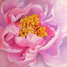 Mother, painting by artist Carol Keene