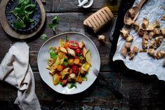 Italienischer Brotsalat - ein Sommerrezept. | Foodlovin'