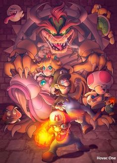 I love this pic its just amazing my favorite caricatures that made me love gaming ...it all started with them ...Super Mario brothers ...they look WoW!!! ... What game did u play that got u started gaming? #hovacone @Quickest_Rts @Gamer_RTweets @Dare_RT @ReTweetQueen86 @retweets_fast