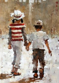 Bringing the little trouble brother home ANDRE KOHN