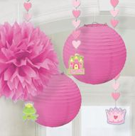 Princess party decorations! #partyideas