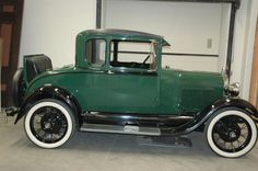 model a | Ford Model A Coupe . MotoBurg