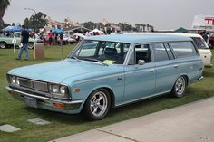 1970 Toyota Crown Wagon