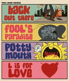 the loud house season 2 potty mouth