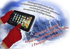Nadchodzą coraz to chłodniejsze dni więc rękwiczki, które pozwolą na obsługę ekranu dotykowego są niezbędne.