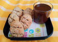 Nyomtasd ki a receptet egy kattintással Pan Bread, French Toast, Muffin, Paleo, Cookies, Breakfast, Food, Sport, Recipies