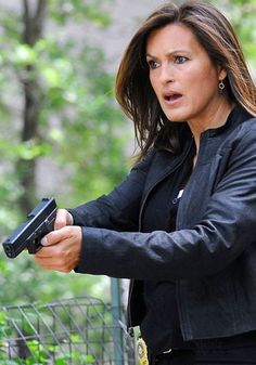 Law And Order Special Victims Unit: Detective Olivia Benson