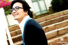 Bae Yong Joon for Arnaldo Bassini
