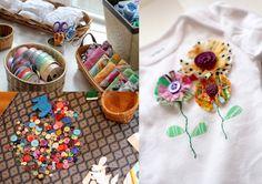 Baby shower craft extravaganza