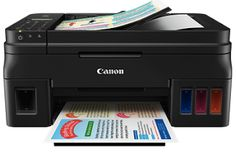 Canon Pixma G4600 / G4500 / G4400 / G4200 driver download Windows, Mac, Linux