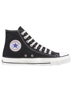 Black Converse High Tops..I went through a pair of these like every 2 month's...lol.
