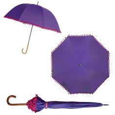 pom pom umbrella