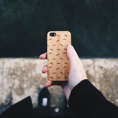 Stay classy, stay protected. Bamboo cases available in limited quantities now. #inspected