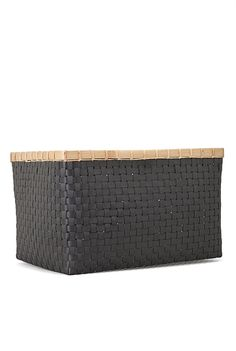 Fete Large Square Basket $59.95 country road