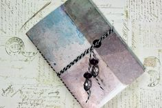 Quick & Easy DIY Art Journal - to create the actual journal + bookbinding