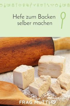 Hefe zum Backen selber machen Make yeast for baking yourself with potatoes, sugar and beer. Bread Recipes, Baking Recipes, Healthy Recipes, Wallpaper Marvel, Drink Tags, Arabic Sweets, Household Cleaning Tips, Cookie Do, Cookies Policy