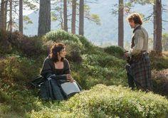 Momento di grande rivelazione nella puntata 6 della serie TV Outlander! Emoticon tongue Come si fa ora ad aspettare UNA settimana??? Soffro...