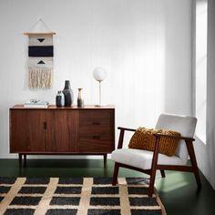 DEN fabric armchair -- Freedom Furniture