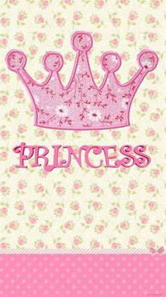 Princess crown my wallpapers pinterest the o 39 jays for Pink princess wallpaper