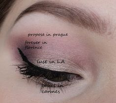The Make Up Hotspot: Sleek vintage romance palette review swatches and look!