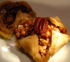 pecan honey pastry | ... sweet desserts pecans baklava yummm sweets chops pecans 3 4 cups
