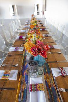 Spanish Influenced Historic Estate Wedding Venue in San Diego {Hacienda Style + Fiesta Inspiration} | Venuelust