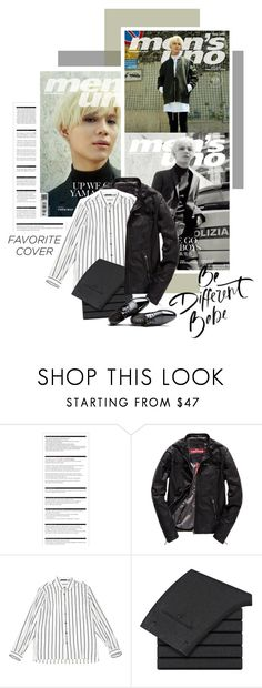 """2017.182 : Taemin"" by oh-pororo ❤ liked on Polyvore featuring Arche, Superdry, Ann Demeulemeester, men's fashion, menswear, shinee, taemin, pororo_favcover and mensuno"