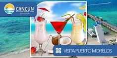 Relájate en una de las tranquilas playas del Caribe Mexicano y despreocúpate de la vida con una refrescante bebida rodeado de la naturaleza y muy cerca de la ruta de los cenotes. En Puerto Morelos existen varios restaurantes y bares en la playa, en donde puedes deleitarte con el espectáculo de los mejores bartenders y sus exóticas recetas internacionales.  ¡Disfruta de lo maravilloso de este destino sigue #DisfrutandoCancun y #VisitaPuertoMorelos!