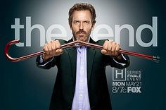 A moment of silence for House! :(