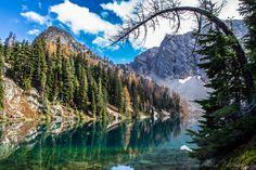 Blue Lake — Washington Trails Association
