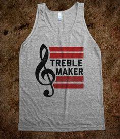 Treble Maker (tank)