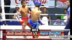 Video: Muangtee Pagonponsurin vs Chandet Werapongym 17th June 2013