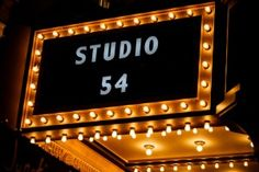 Studio 54 - the most famous disco in the world