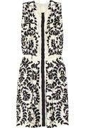 Chloe silk-foulard dress