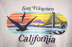 Vintage California T Shirt