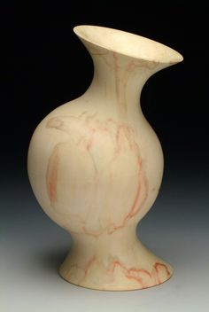 Multi-axis vase | Jim Burrowes Woodturning