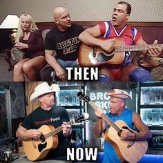 Wrestling Memes, Chris Benoit, Eddie Guerrero, Kurt Angle, Kenny Omega, Adam Cole, Kevin Owens, Allen Iverson, Celebrity Travel