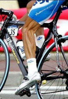 Legs of Steel....wow! Sinew.