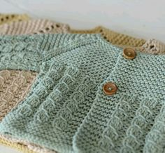 knitting for beginners left handed knitting patterns app knitting patterns variegated yarn Baby Cardigan Knitting Pattern, Knitted Baby Cardigan, Knit Baby Sweaters, Knitted Baby Clothes, Baby Knitting Patterns, Baby Patterns, Cable Cardigan, Knitting Sweaters, Knitting Needles