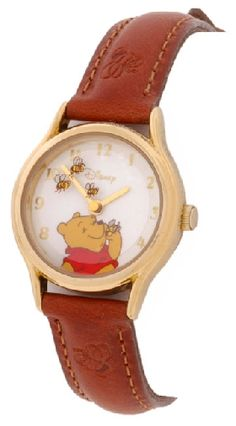 Winnie the Pooh watch with rotating bees - totally loved this watch.